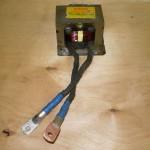 Трансформатор для сварки из микроволновки