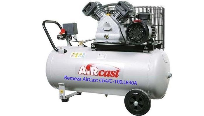Поршневой компрессор Remeza AirCast СБ4/С-100. LB30А