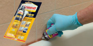 Чем удалить силиконовый герметик