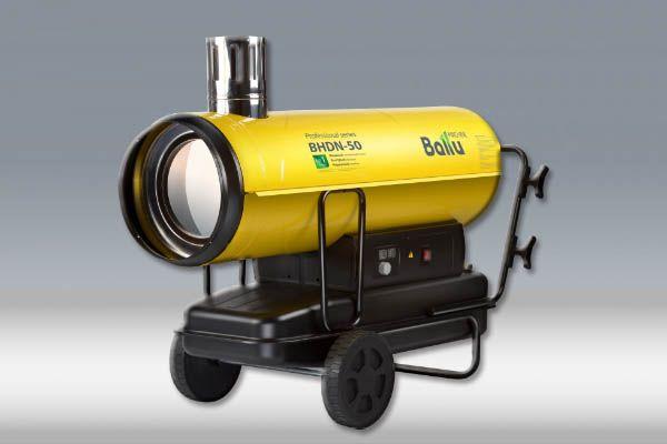 Фото дизельной тепловой пушки Ballu BHDN-50