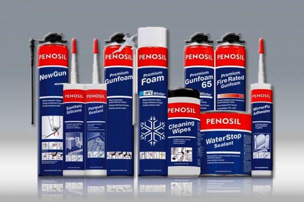 Фото растворителя для удаления монтажной пены PENOSIL Foam Cleaner