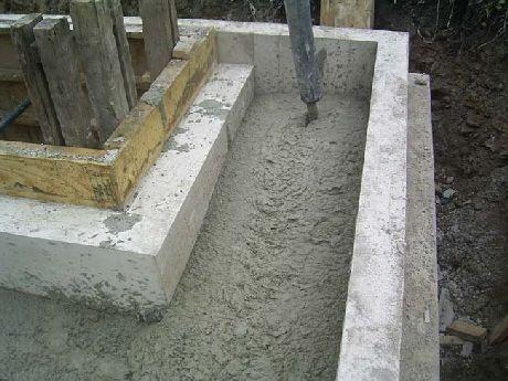самостоятельно бетон
