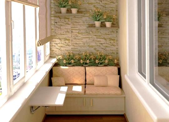 Качество профессионального ремонта балкона